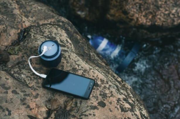 Enomad Unoアウトドア携帯水力発電機