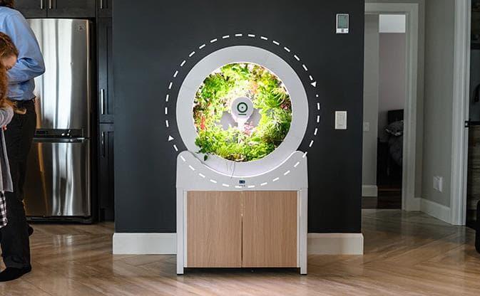 室内家庭菜園OGarden Smart