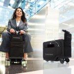 旅行の待ち時間が楽しくになる新世代スーツケース