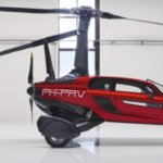世界初!飛べる車PAL-V Liberty