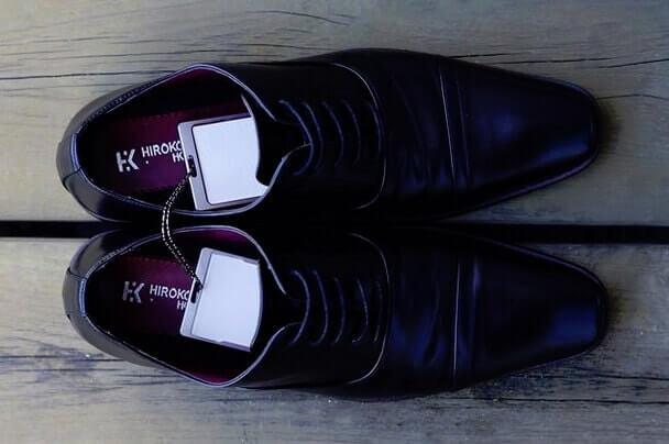オシャレできれいに靴ケアデオ・タブ(Deo-Tab)