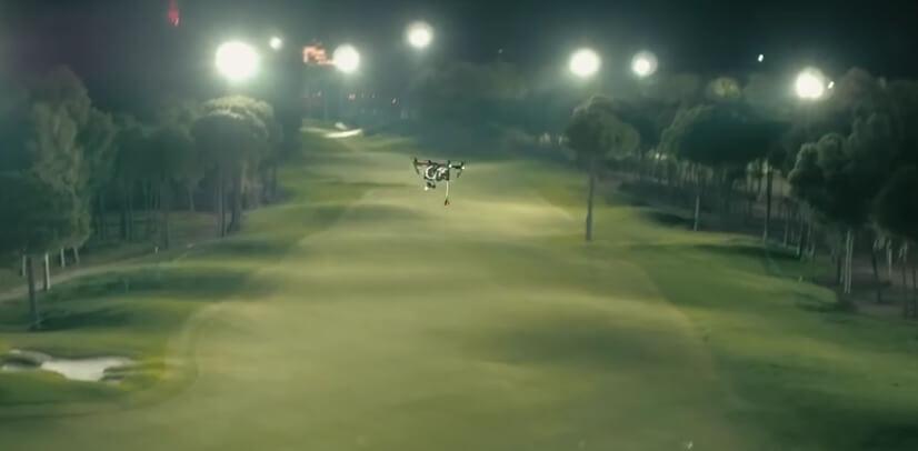 ドローンゴルフ選手権