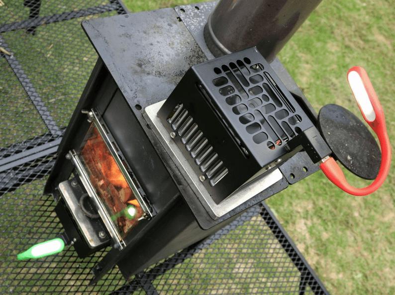 置くだけで設置完了熱発電機モジュール